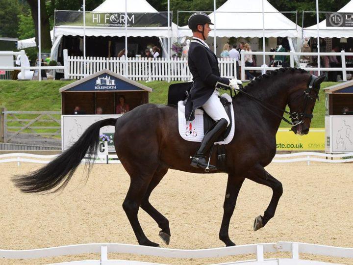 Bolesworth International horse show